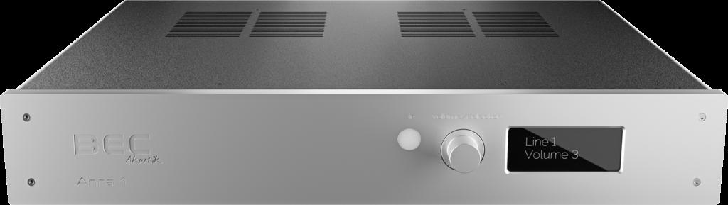 Anna1 - Vollverstärker mit integriertem Streamer